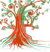 L'Albero della Vita, le nostre Radici e la nostra Crescita (design by SaraMaite)