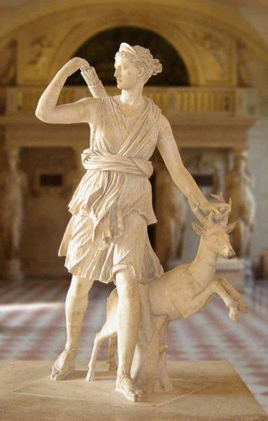 Statua Diana